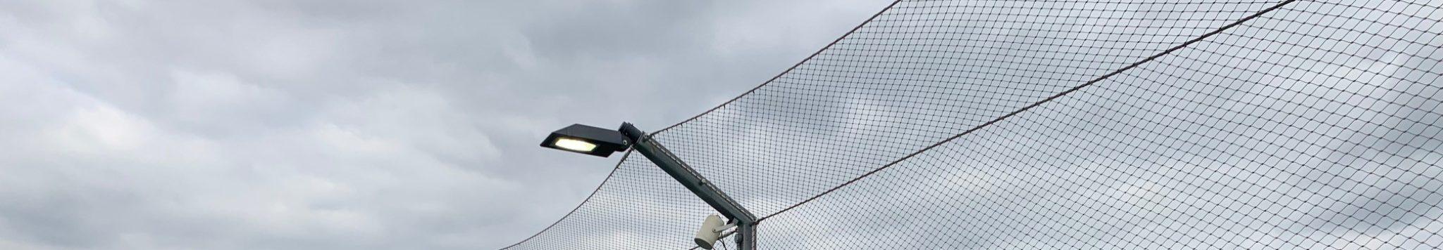 Queensgate Security Fencing, Peterborough (2017)